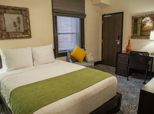 hotel fusion bedrooms