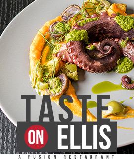 taste on ellis
