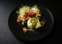hotel-fusion-burrata-salad Dining